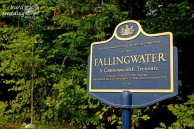 Fallingwater Sign