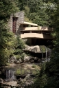Fallingwater- Desaturated