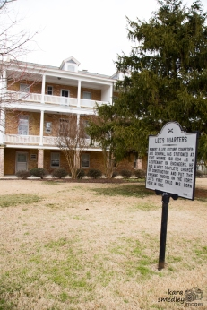 General Lee's Quarters